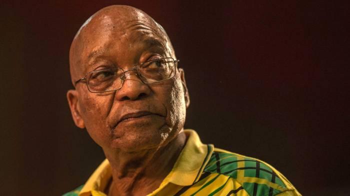 Korruptionsvorwürfe: Südafrikas Ex-Präsident Zuma muss vor Gericht
