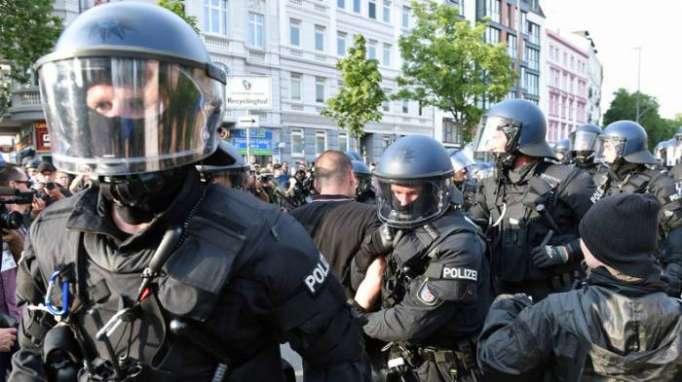 Nach G20 bislang 138 Ermittlungsverfahren gegen Polizisten