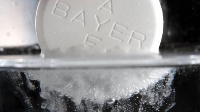 Bayer hat wieder Lieferprobleme bei Flüssig-Aspirin