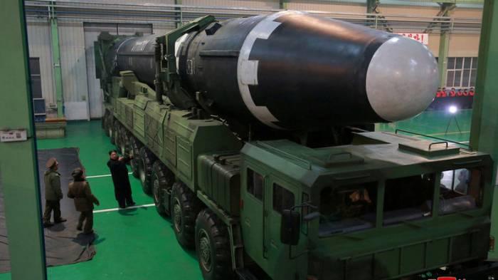 Nordkoreanische Interkontinentalraketen könnten mittlerweile auch Deutschland erreichen