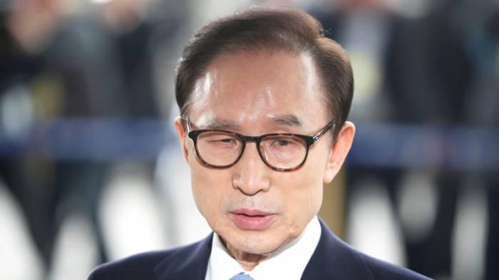 Staatsanwaltschaft stellt Antrag auf Haftbefehl gegen Südkoreas Ex-Präsident Lee Myung-bak