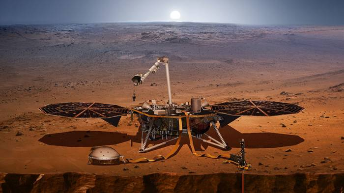 NASA to probe seismic activity on Red Planet - VIDEO