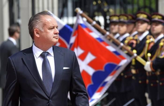 Le président slovaque refuse de nommer le gouvernement