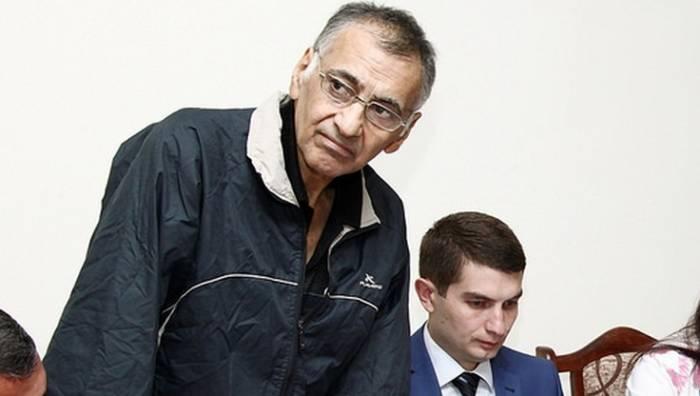 Informationen über Dilgam Asgarov werden an 70 Länder geschickt