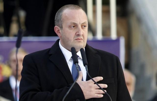 Gürcüstan prezidenti və baş naziri İlham Əliyevə başsağlığı verib