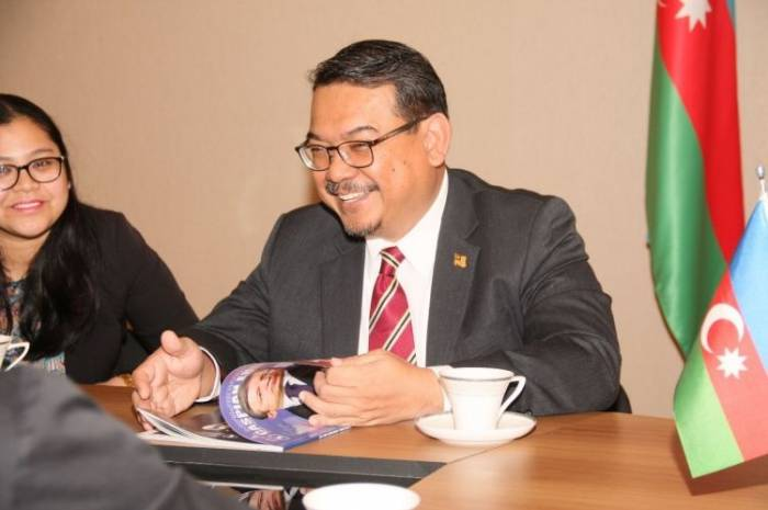 """Malaysia regards Azerbaijan as an important partner in Caucasus region and Islamic world"""