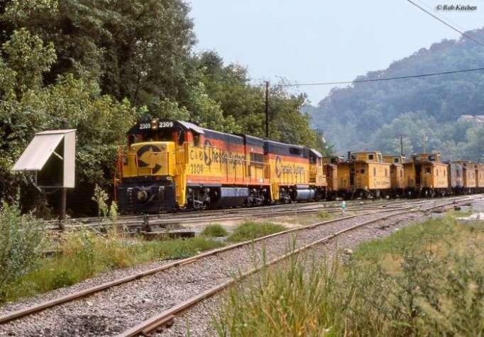 Evacuación en Kentucky por un tren descarrilado