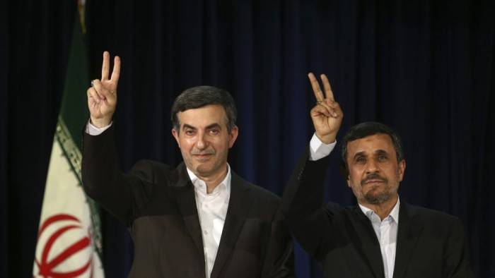 Iran security service arrest close ally of ex-president Ahmadinejad