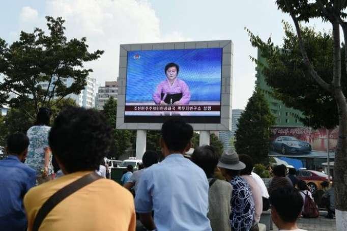 La Corée du Nord teste un réacteur nucléaire