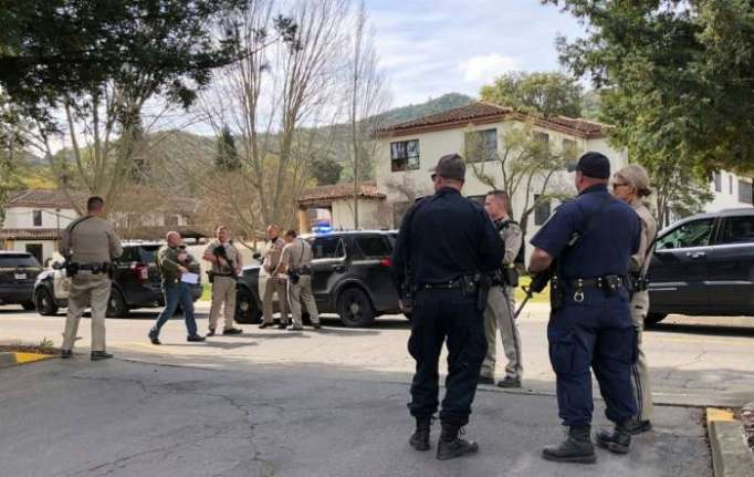 Suspected gunman, 3 women found dead after hostages taken at California veterans home