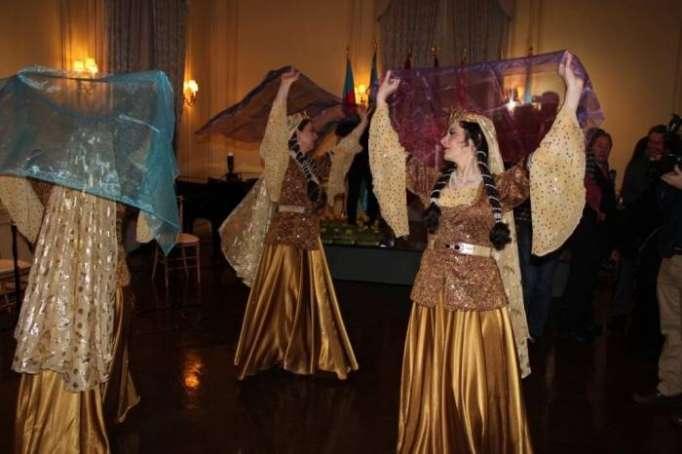 ABŞ-ın paytaxtında Novruz təntənəsi –