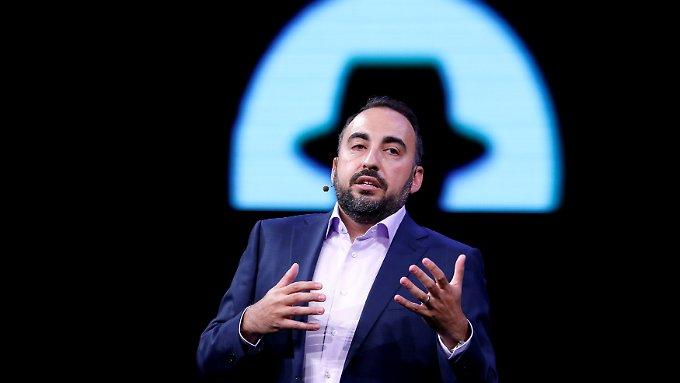 Facebook-Sicherheitschef geht im Streit