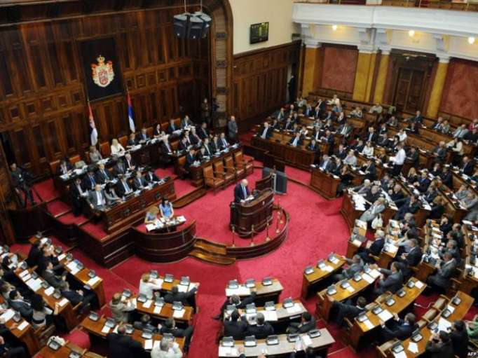"""Serbia parliament rejects opposition proposal to recognize so-called """"Armenian Genocide"""""""