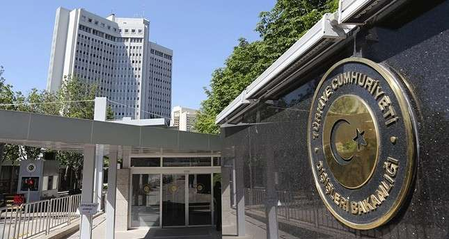 Turkish MFA denounces Biden's statement over 1915 events