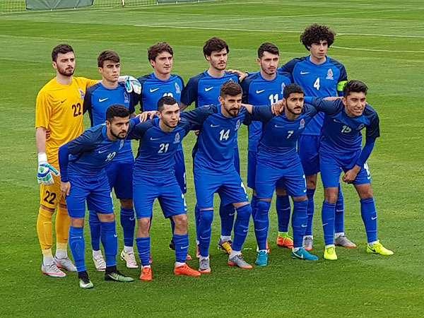 Rəşad Sadıqovun komandası Kosovoya uduzdu