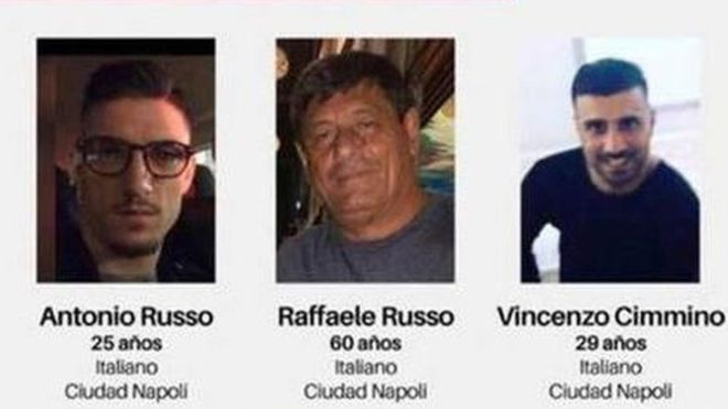 Mexico missing Italians: Police accused of handing them to gang
