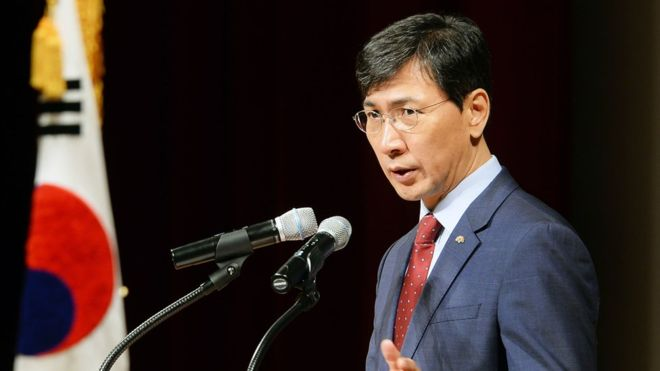 #MeToo in South Korea: Governor resigns after rape allegations