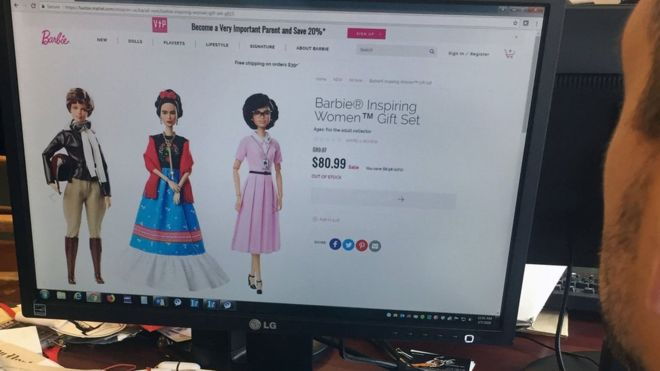 Frida Kahlo: Row erupts over Barbie doll based on artist
