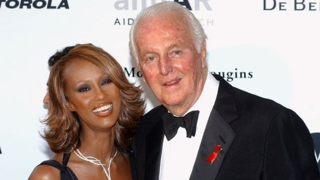 Legendary fashion designer Hubert de Givenchy dies aged 91