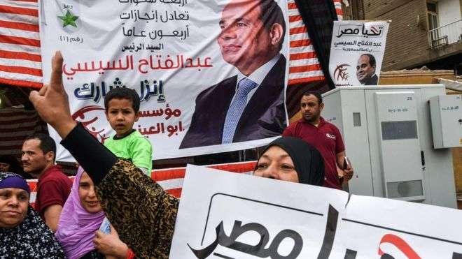 Egypt election: Sisi