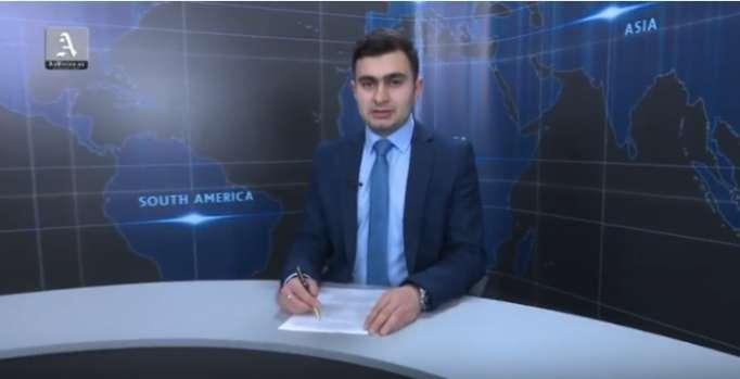 AzVision TV:Die wichtigsten Videonachrichten des Tages auf Deutsch (19 März)-VIDEO