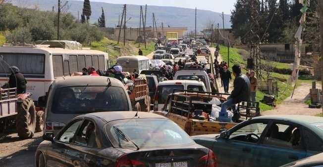 Syrie: plus de 150.000 civils ont fui la ville d