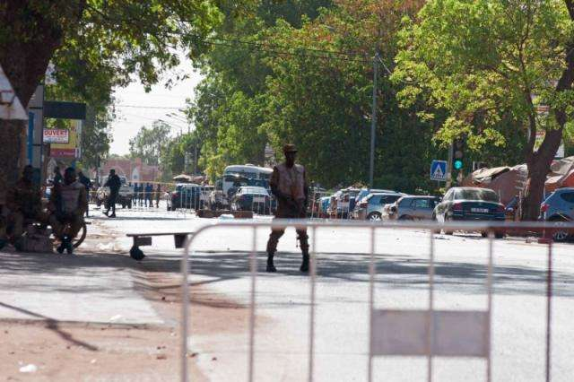 Al Qaeda affiliate claims responsibility for Burkina Faso attacks