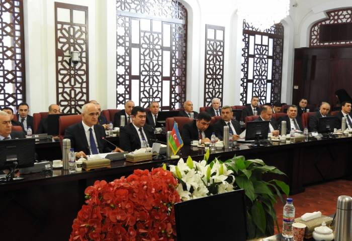 Tehran hosts meeting of Azerbaijan-Iran State Commission