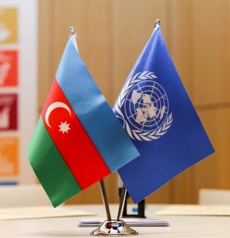Azerbaijan sends letter to UN due to illegal elections in occupied Karabakh
