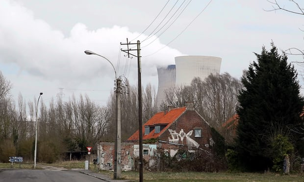 Belgium hands out millions of iodine pills in case of nuclear accident