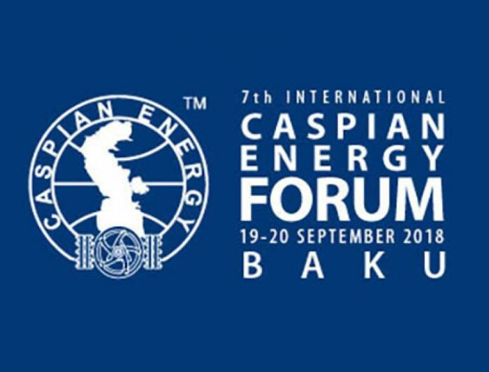 Registration for 7th Caspian Energy Forum Baku-2018 starts