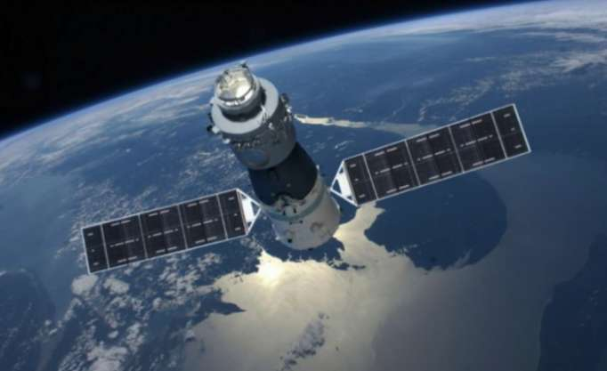Falling Chinese Space Station to Crash In About a Month