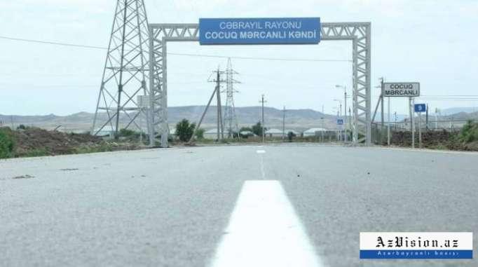 Azerbaijan's postal operator opens branch in Jojug Marjanli village