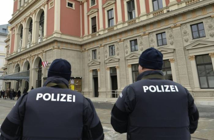 Four people seriously hurt in knife attacks in Vienna