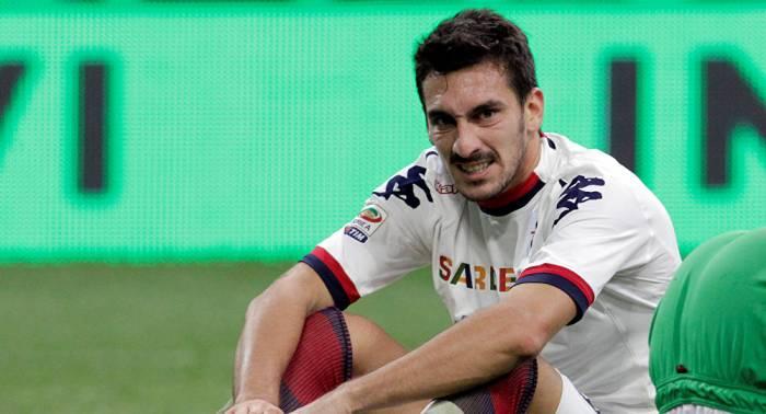 Fallece el futbolista Davide Astori, capitán de la Fiorentina e internacional con Italia