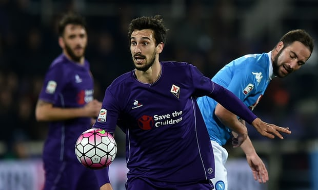 Fiorentina captain Davide Astori dies suddenly aged 31