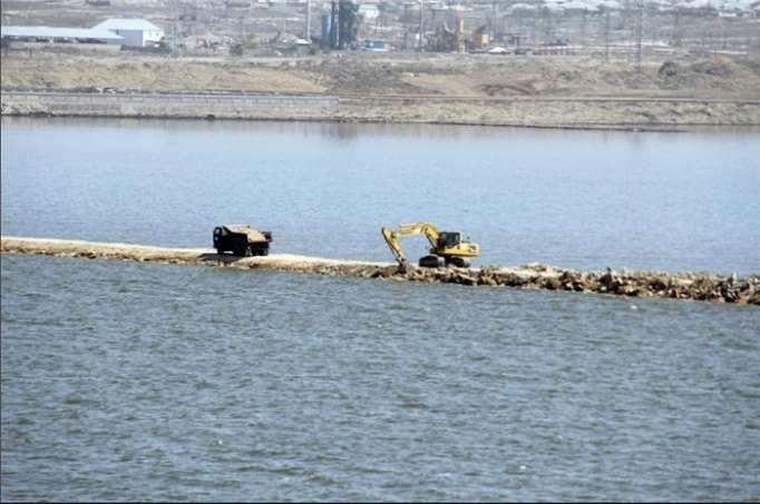 Zığ və Xocahəsən gölü təmizlənəcək
