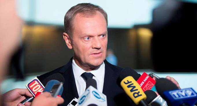 Donald Tusk: Trade with Britain after Brexit won