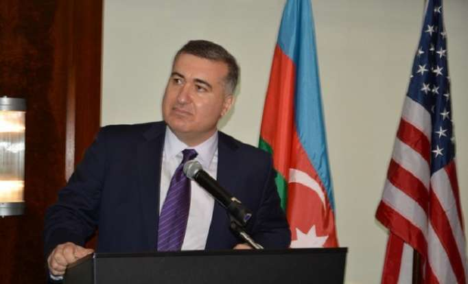Ambassador: fact of meeting of Azerbaijani, Armenian foreign ministers in Washington positive