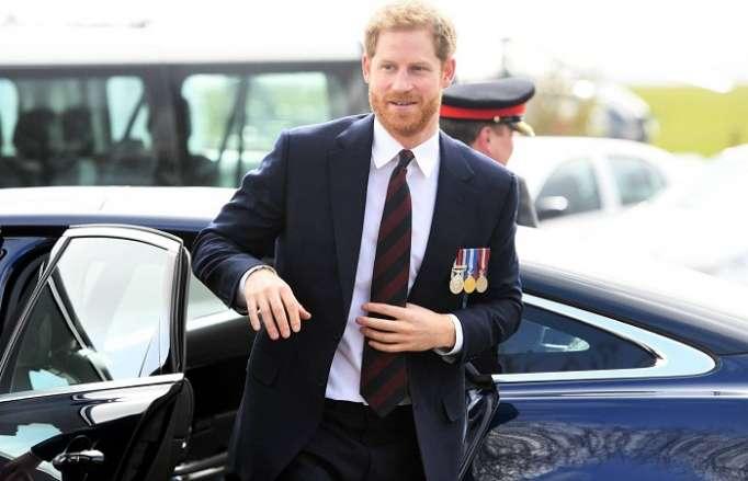 Enrique de Inglaterra se niega a firmar un contrato prenupcial