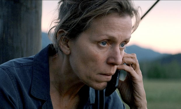 Frances McDormand wins best actress award for Three Billboards at Oscars 2018