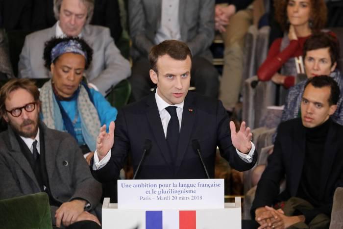 Francophonie: Macron veut doubler le nombre d