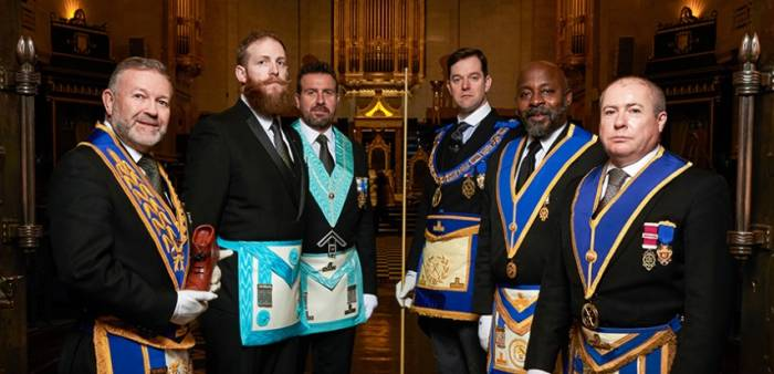 BBC doco reveals freemasons