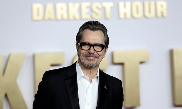 Gary Oldman wins best actor for Darkest Hour at Oscars 2018