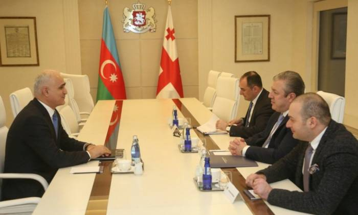 Georgia is interested in boosting cooperation with Azerbaijan - PM Giorgi Kvirikashvili