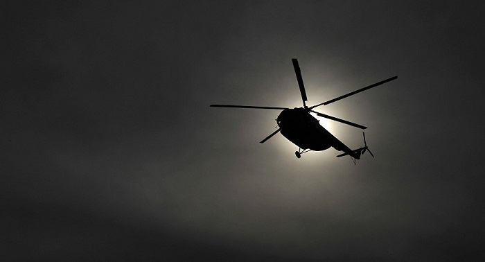 Se estrella un helicóptero en el sur de Rusia (VIDEO)