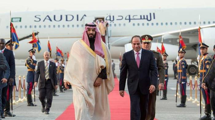 Saudi Arabia and Egypt agree to a $10 billion deal to build a new mega-city