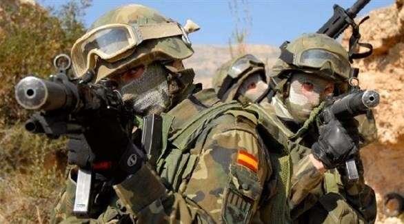 إسبانيا: قائد عمليات الجيش يزور قوات بلاده في العراق