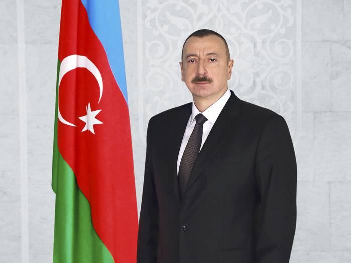 President Aliyev congratulates Vladimir Putin on winning presidential election