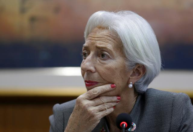 A reform opportunity for the IMF-  OPINION